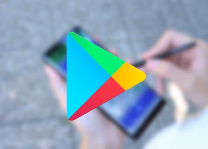 Google Play estrena también su nuevo modo oscuro para todos