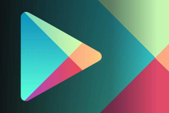 Logotipo de Google Play Store