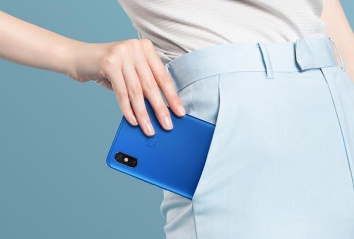 Xiaomi Mi MAX 3 vs Xiaomi Mi MAX 2: comparativa de características