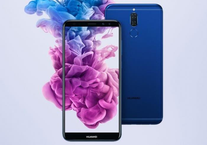 Oferta del Huawei Mate 10 Lite: un gama media con gran pantalla