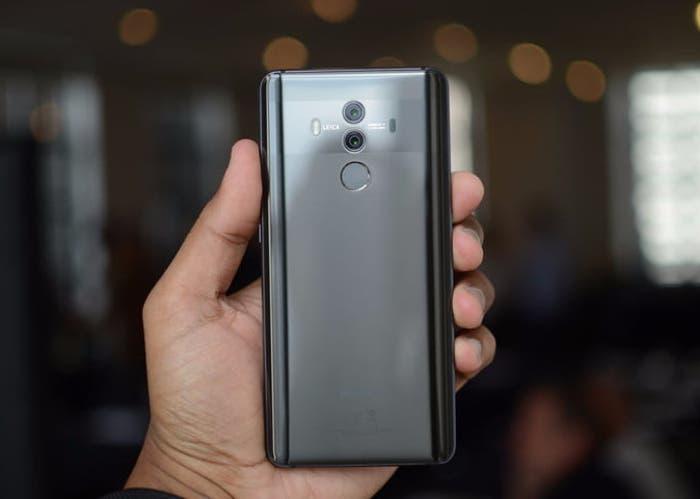 Huawei podría retirar el notch por un nuevo diseño en el Huawei Mate 20