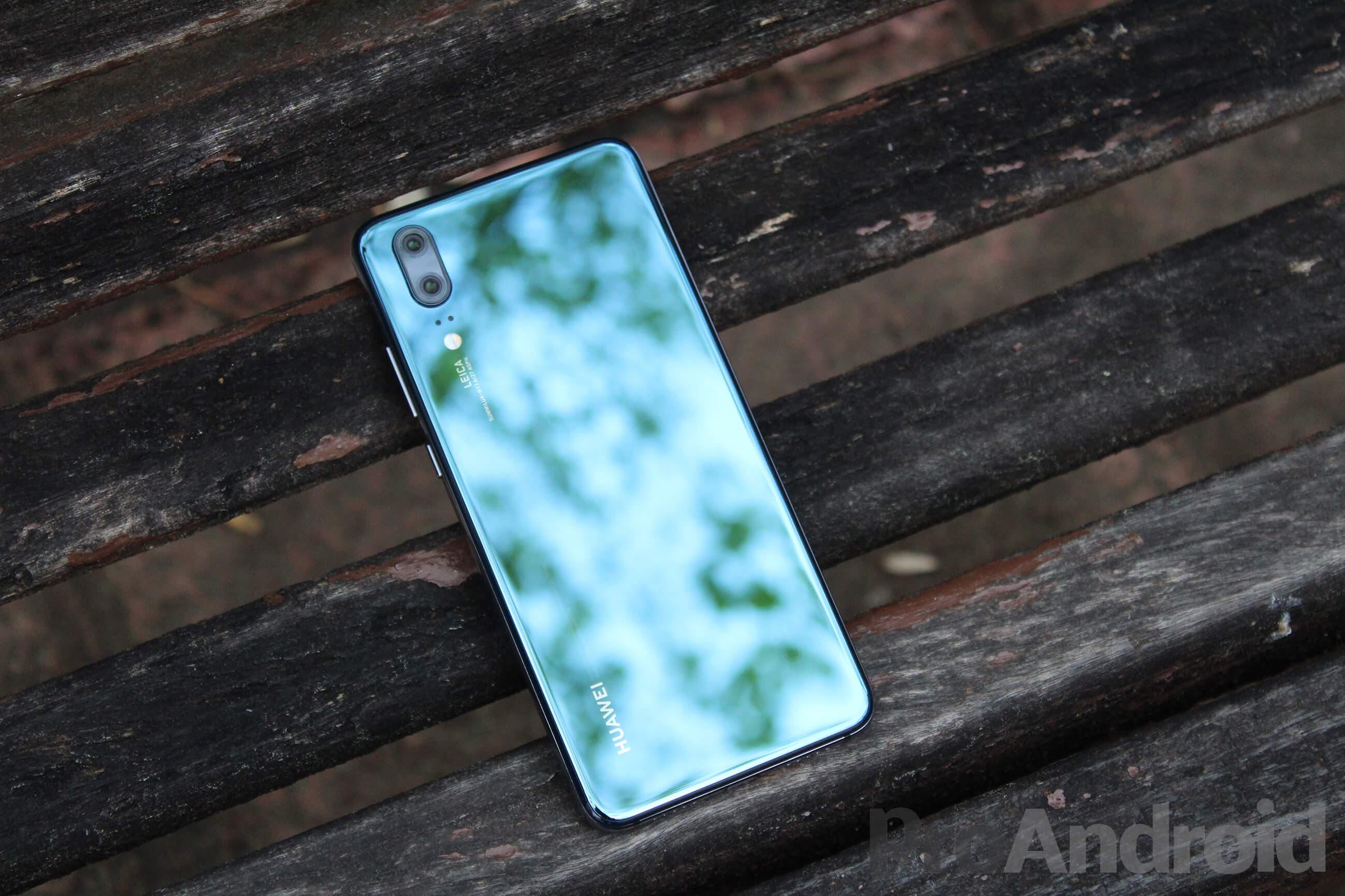 Los mejores móviles Huawei de 2018