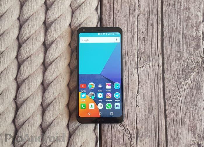 El LG Q6 ya se está actualizando a Android 8.1 Oreo oficialmente