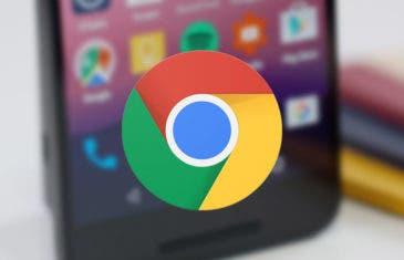 Chrome para Android ya permite personalizar la nueva barra de navegación