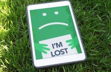 ¿Qué puedes hacer si se te pierde el móvil?