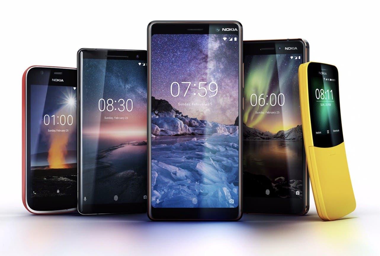Nokia 7.1 Plus o Nokia 9, uno de los dos ya tiene fecha de presentación