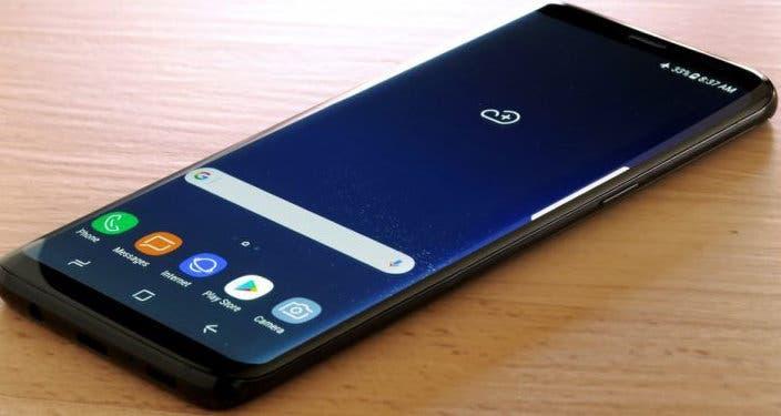Samsung Experience incluye la rotación en horizontal en los Galaxy S8 y Note 8