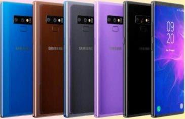 Se filtra el posible precio del Samsung Galaxy Note 9