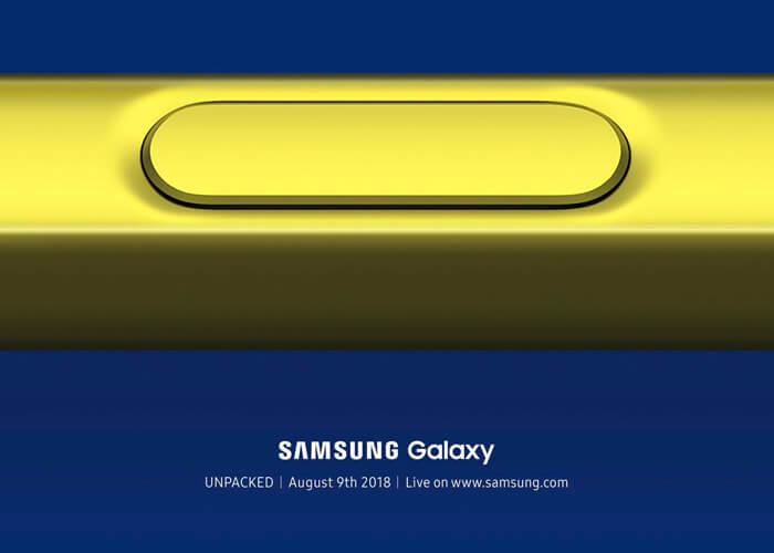 El Samsung Galaxy Note 9 podría llegar en una variante que no probarás nunca