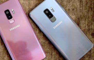 El Samsung Galaxy S9 y Note 9 ya tienen el modo retrato del Galaxy S10