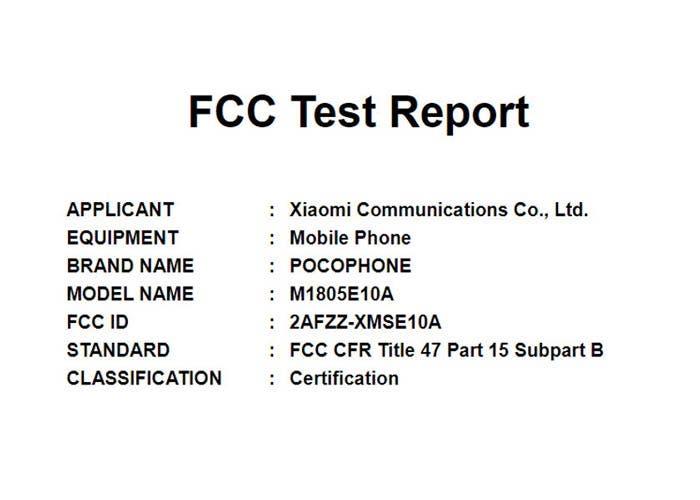 Filtración FCC