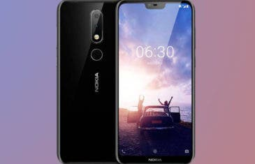 Nokia 6.1 Plus y Nokia 5.1 Plus son oficiales: Android One y notch