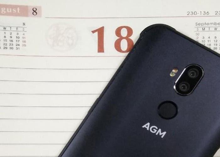 AGM X3: el móvil robusto con Snapdragon 845 que saldrá a la venta en menos de un mes
