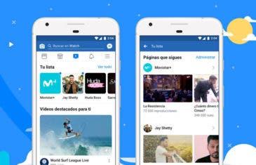 Facebook Watch llega a España para competir con Netflix y YouTube