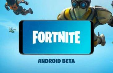 Fortnite para Android: llegan las primeras invitaciones de la versión beta