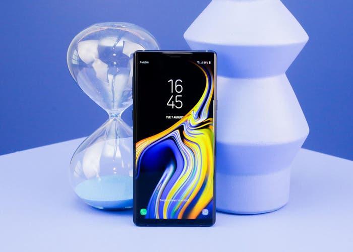 La pantalla del Samsung Galaxy Note 9 bate todos los récords, según DisplayMate
