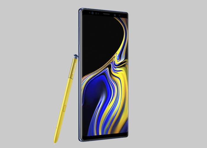 Samsung Galaxy Note 9: precios oficiales y disponibilidad