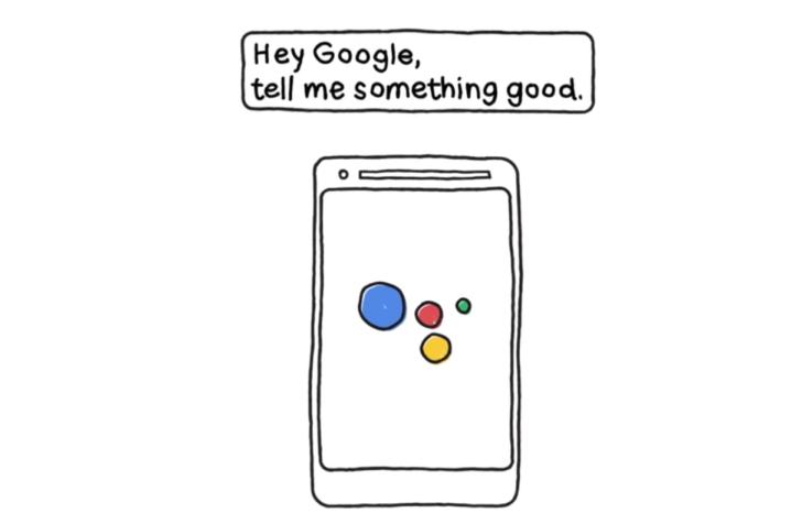 """Google Assistant quiere destacar las """"buenas noticias"""" con su nueva función"""