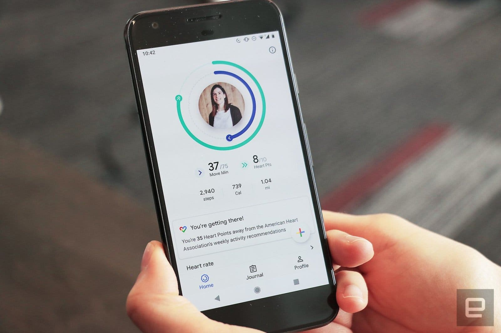 Google Fit se actualiza e incorpora un modo ahorro de energía