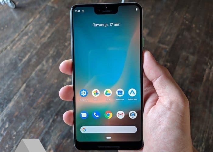Un nuevo fallo del Google Pixel 3 XL impide utilizar la cámara