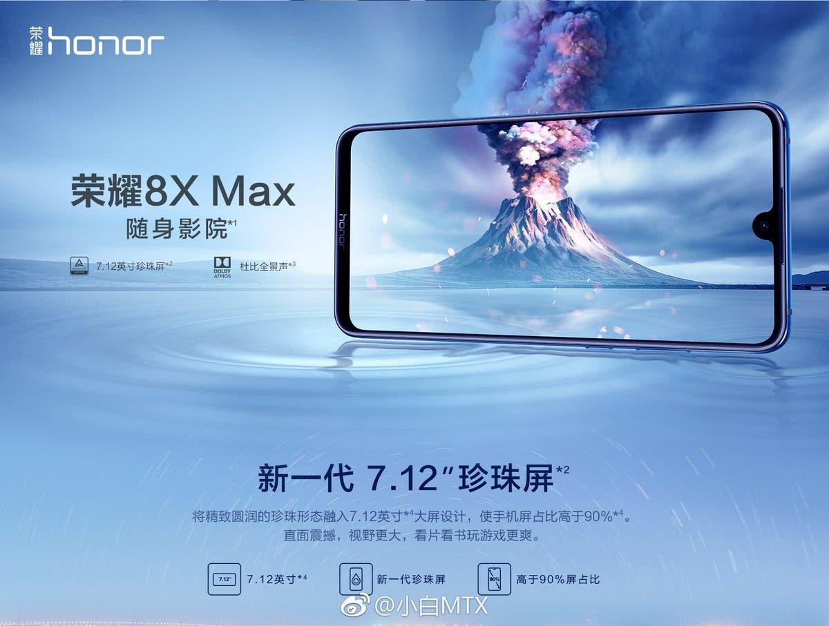 Honor 8X Max: las primeras fotografías realizadas por su cámara