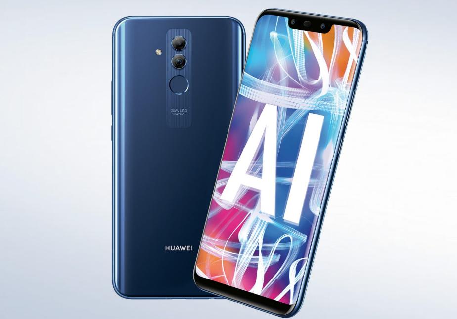 Huawei presenta oficialmente el Huawei Mate 20 Lite en el IFA 2018