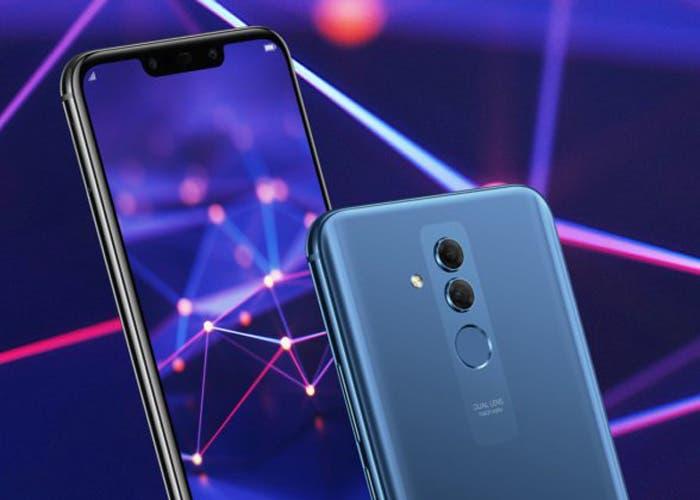 Así es el Huawei Mate 20 Lite: características, precio y disponibilidad