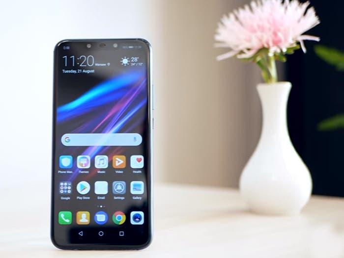 El Huawei Mate 20 Lite muestra su funcionamiento en un nuevo vídeo