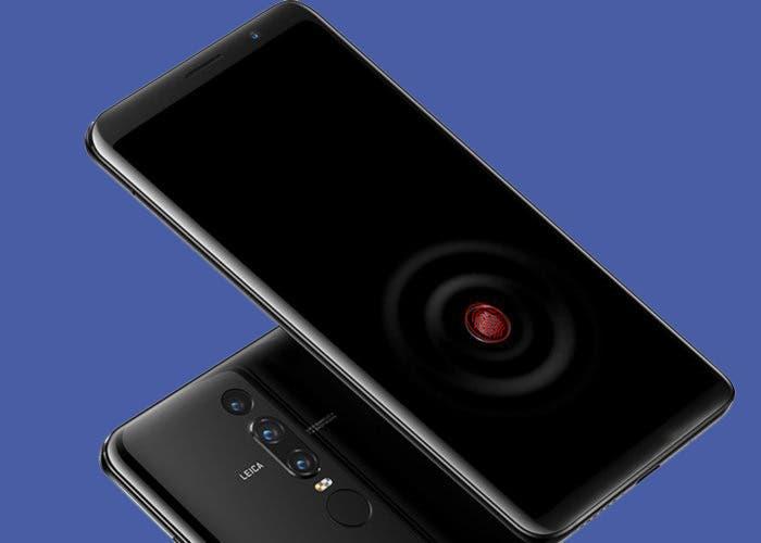 Filtrado el supuesto diseño del Huawei Mate 20 Pro con 3 cámaras
