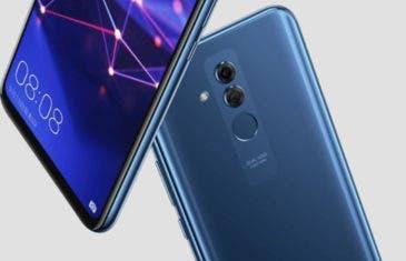 Huawei Mate 30 Lite: fecha de presentación y primeros detalles