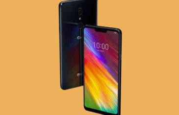 LG G7 ThingQ One y Fit: la versión económica de LG se estrena en el IFA 2018