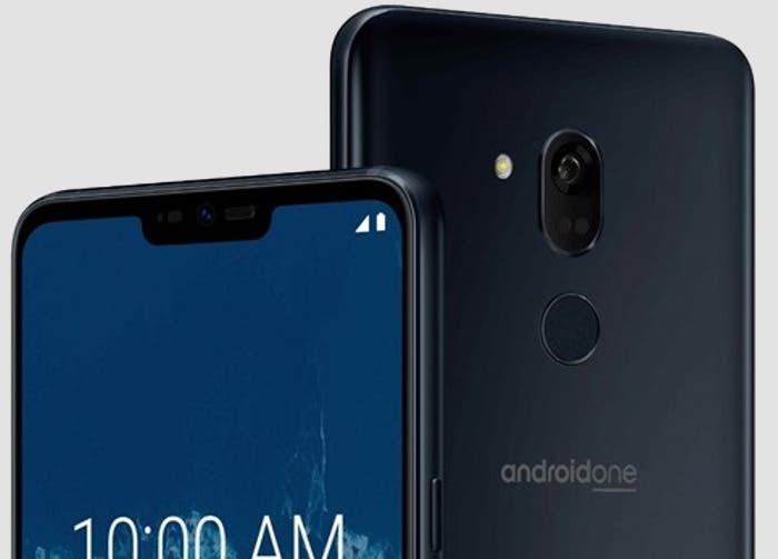 LG G7 One: nuevas características, mismo diseño y Android One