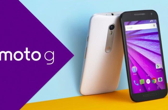 Android 9.0 Pie para el Moto G 2014 y Moto G 2015 ya disponible