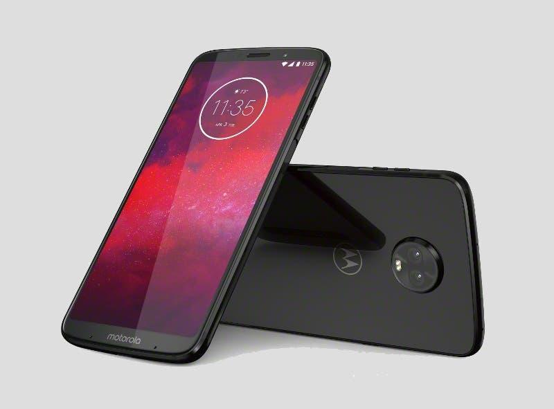 El Motorola Moto Z3 es oficial: un gama alta de 2018 con hardware de 2017