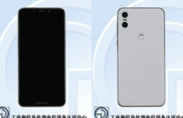 El Motorola One visita el TENAA y deja nuevas pistas sobre sus especificaciones