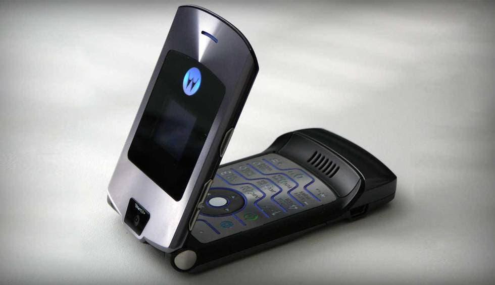 El Motorola RAZR con pantalla plegable podría hacerse realidad en 2019