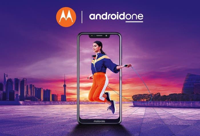 El Motorola One Power es oficial: Android One, pantalla de 6 pulgadas y notch
