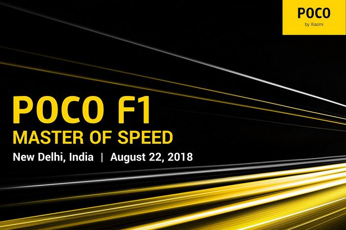 El Pocophone F1 será presentado el 22 de agosto en la India