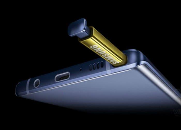 Samsung Galaxy Note 9: Todas las características del nuevo S-Pen de Samsung