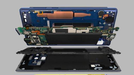 Samsung unificará el almacenamiento interno y externo en Android 9 Pie