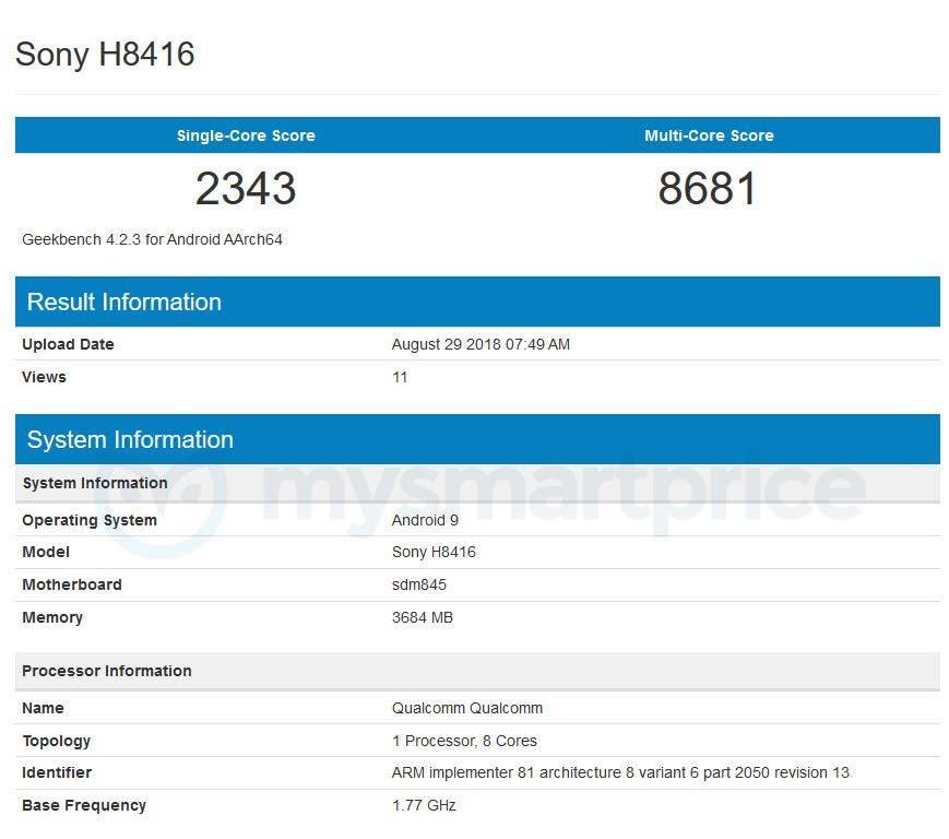 IFA 2018: Sony Xperia XZ3 más pantalla y ahora tecnología OLED