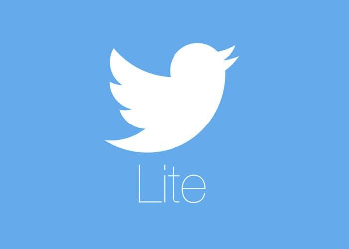 Twitter Lite se actualiza: ahorro de datos, modo noche, notificaciones…