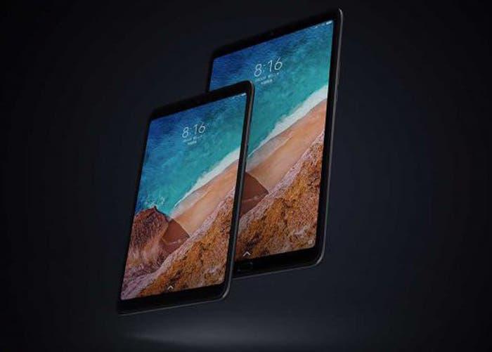 Xiaomi Mi Pad 4 Plus ya es oficial: todas sus características