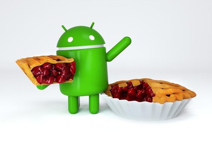 Android Pie ya es oficial: todas las características