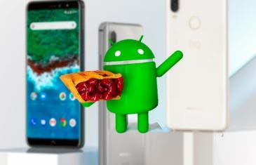 BQ Aquaris X2, Aquaris X y todos los teléfonos de la marca que actualizarán a Android 9.0 Pie