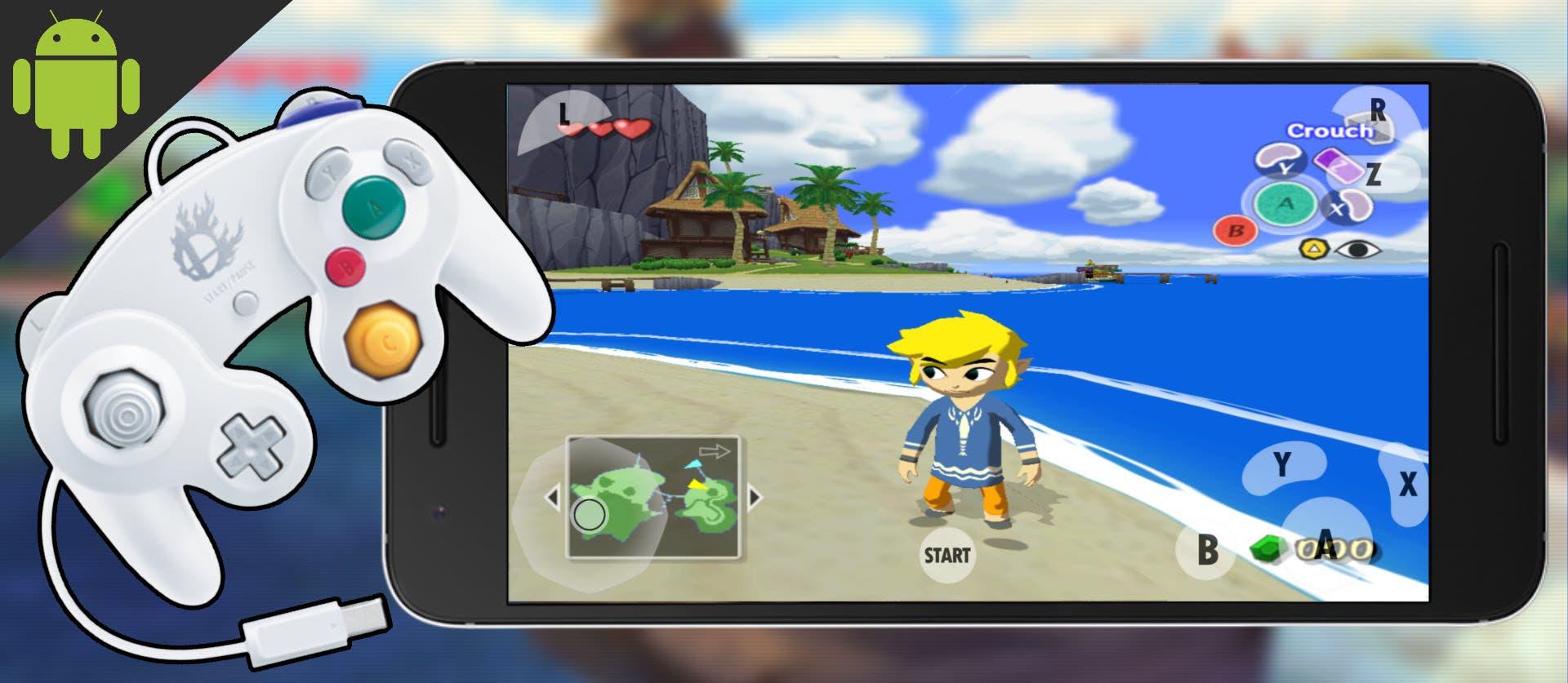 Dolphin Emulator Corre Juegos De Wii Y Gamecube En Tu Android