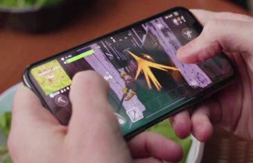 Fortnite para Android: primera demostración antes de la presentación oficial