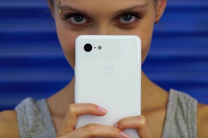 El Google Pixel 3 XL se vuelve a filtrar en fotografías reales
