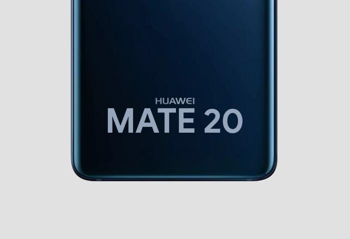 Así de bonito podría llegar a ser el Huawei Mate 20