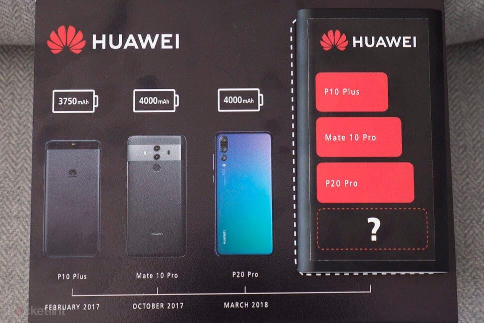 Huawei Mate 20 Batería